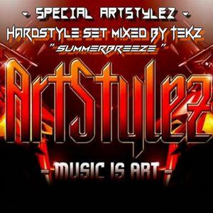 """Special ArtStylez - """" Summerbreeze """" - HardStyle Set Mixed By Tekz"""