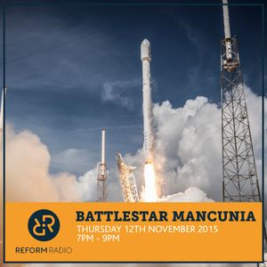 Battlestar Mancunia 12th November 2015