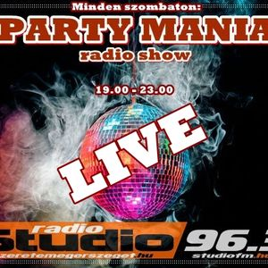 Birthday Mix by Spike - Part2 @ Party Mania Radio Show (2011.06.25)