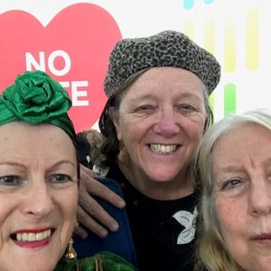 Your Voice Matters 26 October 2018 with Pauline seaward Jilliana and susi