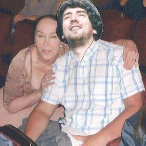 Suko in NY with Cyber John September 2, 2012