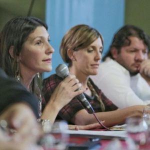 18-5 - PMET - AGUSTINA RUBINO - FARCO - ENCUENTRO CON MONICA MACHA MEDIOS DE LA PCIA