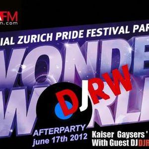 DJRW Guest Mix For Kaiser Gayser's 'SOMEWHERE' @ InsomniaFM