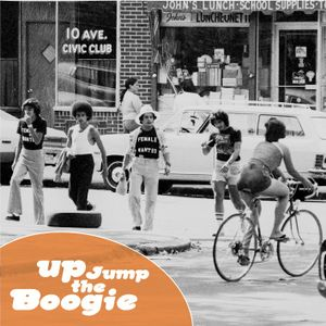 UP JUMP THE BOOGIE 1