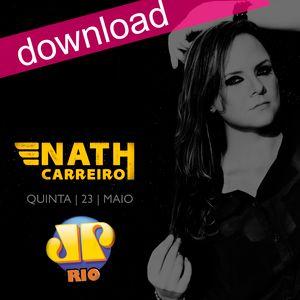 Nath Carreiro - JovemPan Radio HITS - May2013