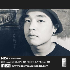 SGCR Radio Show #49 - 29.03.2018 Episode ft. MZA (Choice Cuts)