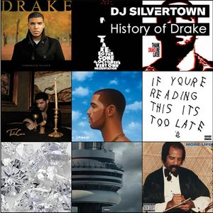 History of Drake (Mixtape Drake to More Life)