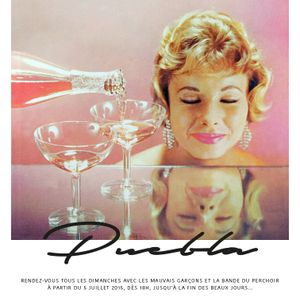 """""""Puebla!"""" enjoy a delicious Sunday evening in Paris at Pavillon Puebla / Parc des Buttes Chaumont"""