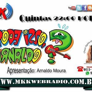 Programa Pode Isso Arnaldo 08/10/2015