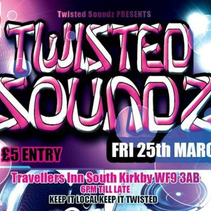 myles cowell twisted soundz 25.03.16 trance set