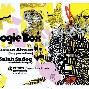 Boogie Box @ Cubes 01.07.2010 Pt.2