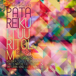 Deka (Terminal313.net) DJ Mix at Kultuuritolm Festival 2013 in Tallinn