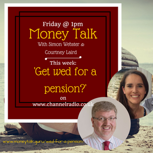 Get wed for a pension? Ft. Courtney Laird