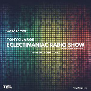 ECLECTIMANIAC Radio Show 20190116 Anew!/Jelani Bandele