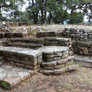 Zona arqueológica de Ranas, Querétaro