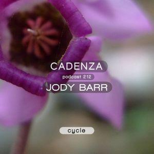 Cadenza Podcast   212 - Jody Barr (Cycle)