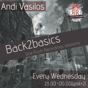 Back To Basics with Andi Vasilos - August 22 2012