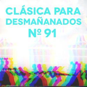 Nuestros 10 programas favoritos de Clásica para desmañanados - 10. Programa #91 (Javier Camarena)