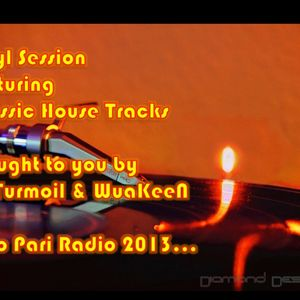 DJ Turmoil and WuaKeeN Classic House Collaboration
