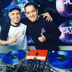 DJ Marquinhos Espinosa Set Dance Music anos 90 & 2000 no Canal DJ 14 9 2018