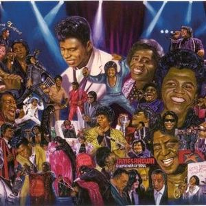 James Brown Tribute Mix