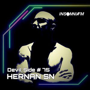 Hernan SN Devil Side 75 @ Insomnia FM powered by DWD