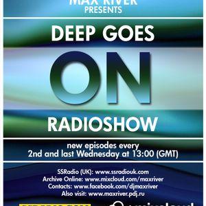 Radioshow Deep Goes On (004 - 10.02.2010)