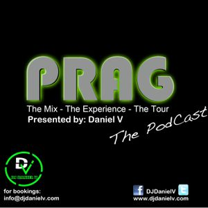 Daniel V PodCast August 2013 The Mix - The Experience - The Tour