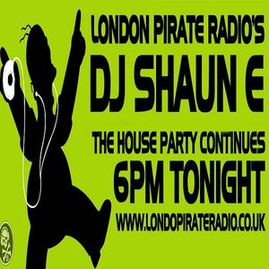 DJSHAUN.E THE HOUSE PARTY CONTINUES LIVE ON LPR 18.00-20.00 20.09.2017