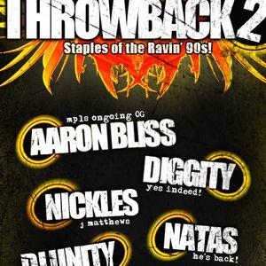 NATAS - Live @ HotDish Throwback 2 (12/4/2010) Minneapolis, MN
