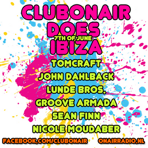 Club on Air nr. 155 with special Guest Nicole Moudaber