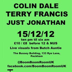 Boom Boom Room Ready