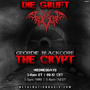 Geordie Blackcore's Crypt on 08 March 2017