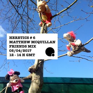 HERETICS #6 by Diana Policarpo  (05/04/2017) Special Guest Mix by Matthew McQuillan