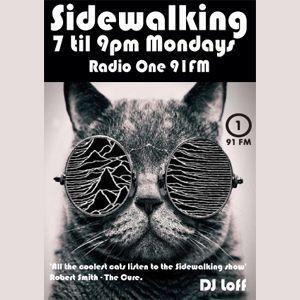 Sidewalking (29/10/18) with Loff