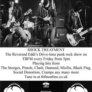 Shock Treatment 25th January 2013 TBFM