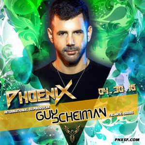 Guy Scheiman Live From Phoenix San Francisco At The Endup 30.4.16
