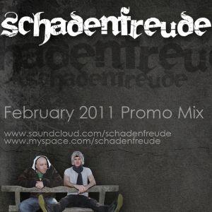 Schadenfreude - February 2011 Promo Mix