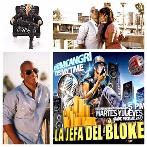 P La Cangri Interviews  @JohnnieSalgado