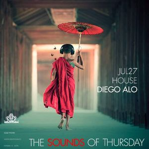 Diego Alo- Glam theatre (The sound´s of thursday 27.07.17) #leonesp