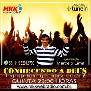 Programa Conhecendo a Deus 06/04/2017 - Marcelo Lima