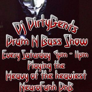 Dj DirtGents Drum n Bass show 17 from Vibe radio uk official featuring Dj-Infuser