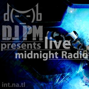 DJ PM & mr. int.na.tl Present: midnight.Radio (2011/09/28)