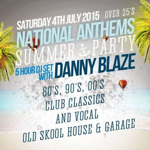 NATIONAL ANTHEMS RADIO SHOW 28 4 15 ON www.selectukradio.com