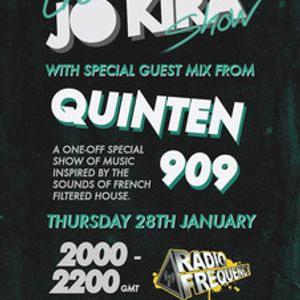THE JO KIRA SHOW RADIO FREQUENCY WITH QUINTEN 909