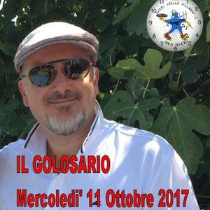 IL GOLOSARIO - 11 Ottobre 2017 con Gianluca Gabanini