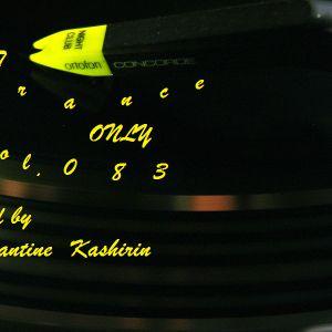 Constantine Kashirin - Trance Only Vol. 083