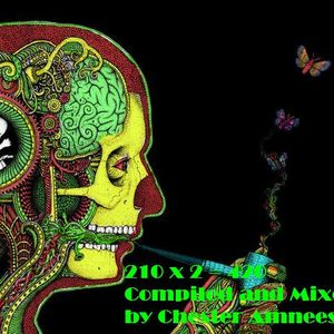 210 X 2 = 420 - Compiled and Mixed by Chester Amneesia
