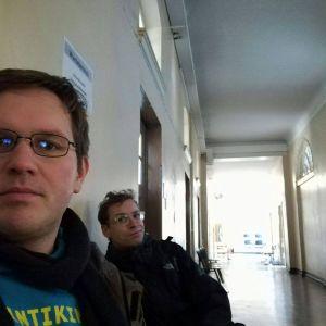 Siesta - Das Reality Hörspiel am Nachmittag mit Norman Noise und Jenz Steiner #1 Ämtergänge