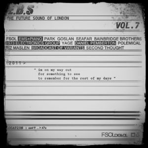 Electric Brain Storm Vol. 7 - The Future Sound Of London